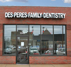Des Peres Family Dentistry Building